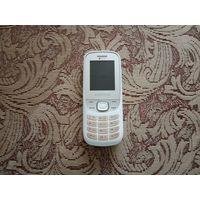 Кнопочный мобильный телефон 2-сим. Samsung