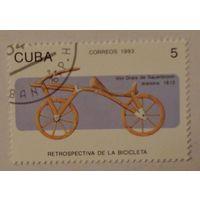 КУБА.1993.велосипед.