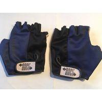 Митенки Спортивные Перчатки М для велоспорта и не только внутренняя часть натуральная Кожа