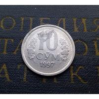 10 сумов (сум) 1997 Узбекистан #01