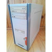 Компьютерный корпус с USB, FDD и CD/DVD-приводами