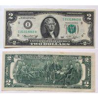 2 доллара США, 1976 I