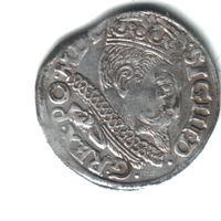 3 гроша 1598г Познань