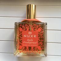 NUXE Huile Prodigieuse 100ML сухое масло для лица тела и волос лимитка