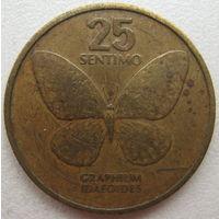 Филиппины 25 сентимо 1988 г. (u)
