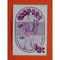 Гренада 1976г. Спорт.