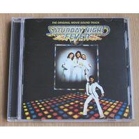 Saturday Night Fever (The Original Movie Sound Track) (1977, Audio CD, ремастер 1995 года)