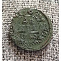 Деньга 1740 года