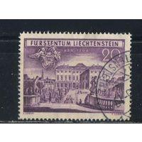 Лихтенштейн 1949 Художественная галерея Вена #281