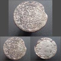 3 гроша 1752 г.