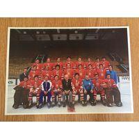 Фото Хоккей Чехословакия 1980