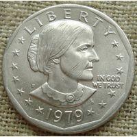 1 доллар 1979 США