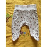 Ползунки (штанишки) унисекс в очень хорошем состоянии для новорожденных