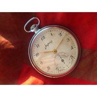 Часы МОЛНИЯ из СССР 1965 года ПРЕЦИЗИОННАЯ, ТОНКАЯ