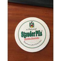 Подставка под пиво Stauder Pils