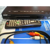 "DVD плеер ""BBK DV118SI"", с караоке и USB."