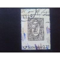Словения 2009 марка в марке