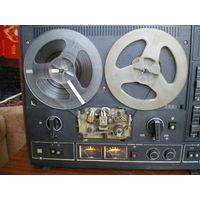 "Магнитофон ""Сатурн-202-2 стерео""."