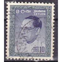 Цейлон. Ми-326. Премьер-министр д-р Соломон Уэст Риджуэй Диас Бандаранаике (1899-1959). 1964.
