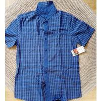 Мужская рубашка ''MANGO'' размер М (НОВАЯ)