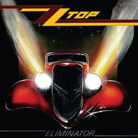 ZZ Top - Eliminator (1983, Audio CD)
