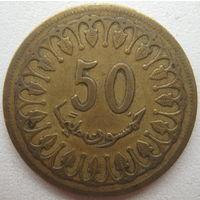 Тунис 50 миллимов 1983 г. (g)