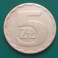 5 злотых 1983 ПОЛЬША