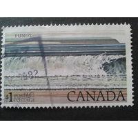 Канада 1979 стандарт, плотина