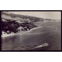 1955 год Симеиз Берег моря