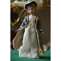 Кукла фарфоровая  21 см