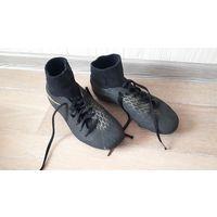 Бутсы Nike Hypervenom Phantom 3, р-р 35-36