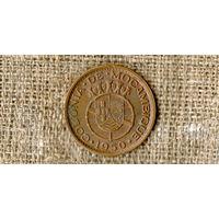 Мозамбик 20 сентаво 1950 /колония/ (N)
