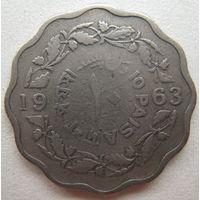 Пакистан 10 пайс 1963 г. (u)