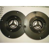 ВЧ динамики - две накладки, диаметр 10.3 см.