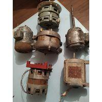 Электродвигатель мотор электрические