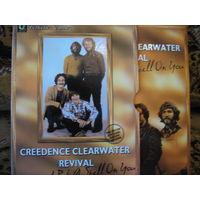 РАСПРОДАЖА!!  CREEDENCE  CLEARWATER  REVIVAL.  Концерт. Коллекционное  издание,  ограниченный  тираж.3 фото.