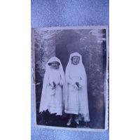 """Фото  """"Девочки в белых платьях"""" .   распродажа"""