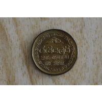 Шри-Ланка 1 рупия 2005