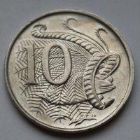 Австралия, 10 центов 1981 г.