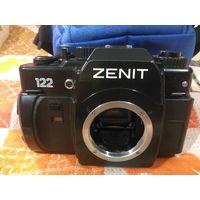 ЗЕНИТ-122 без объектива.