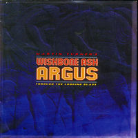 Martin Turner's Wishbone Ash – Argus: Through The Looking Glass (2008, Audio CD)