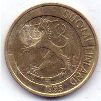 Финляндия, 1 марка 1995 года, М.