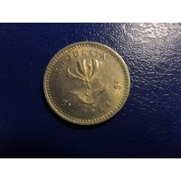 Родезия 5 центов(6 пенсов) 1964 г.