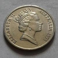 10 центов, Австралия 1998 г., AU