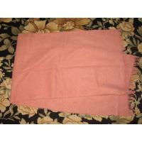 Теплющий большой шерстяной шарф 170х49 см