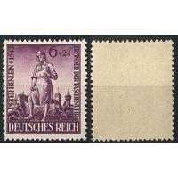 1942 - Рейх - 400 лет смерти П.Хенлейна Mi.819 **