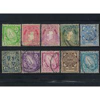 Ирландия Свободное государство 1922 Нац.символы Стандарт #40-3,45-48,50-51