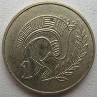 Кипр 1 цент 1985 г. (g)