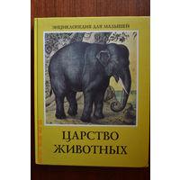 Царство животных. Энциклопедия для малышей