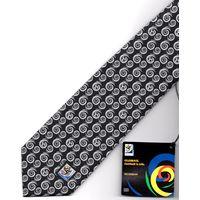 Официальный галстук и запонки чемпионата мира по футболу 2010 (Южная Африка)